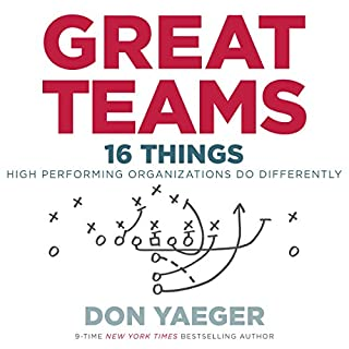 Great Teams audiobook cover art