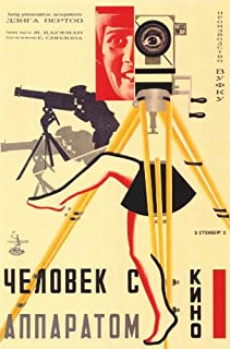 Russian Camera with legs 11 x 17 Movie Poster - Style A