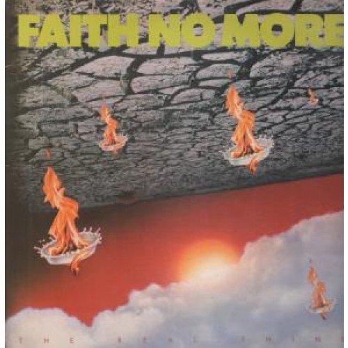 Real Thing LP (Vinyl Album) UK Slash 1989
