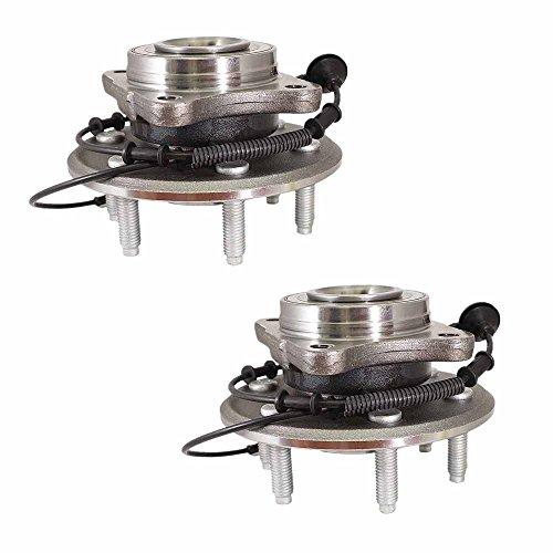 Longgo HU541001 x2 Rear Wheel Bearing Hub Assembly Replacement parts For...