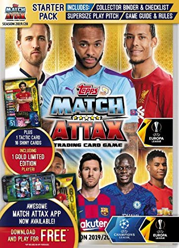 Match Attax 2015-2016 Scellé MEGA TIN Neuf Checklist Kane Gold Limited Edition
