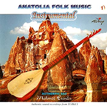 Anatolia Folk Music, Vol. 1 (Instrumental)
