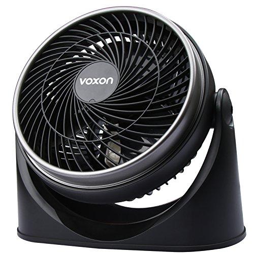 VOXON TurboForce Air Circulator Table Fan Wall Mounted Fans