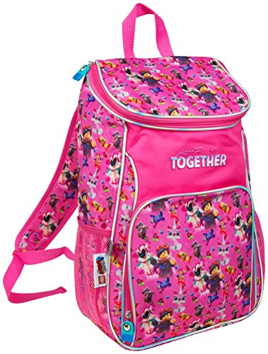 Sambro featuring Lucy Sweet Mayhem Uni Kitty 8745 Pink Backpack, Rug Sack Perfect for School