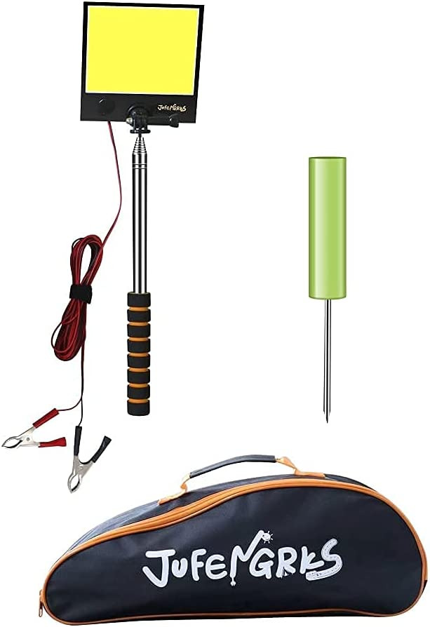 JUFENGRKS Portable Detroit Mall Camping Light Super lowest price lights7900lumens
