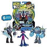 BEN 10 - Figuras Articuladas 12 cm (Giochi Preziosi BEN30210) , color/modelo surtido