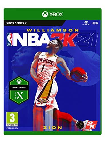 Oferta de NBA 2k21- Xbox Series X, Estándar Edition