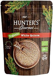 Hunter's Gourmet Organic White Quinoa - 300 gm