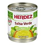 Herdez Green Salsa Verde, 7 oz