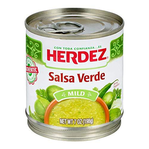 Herdez Salsa Verde Medium, 7 oz.
