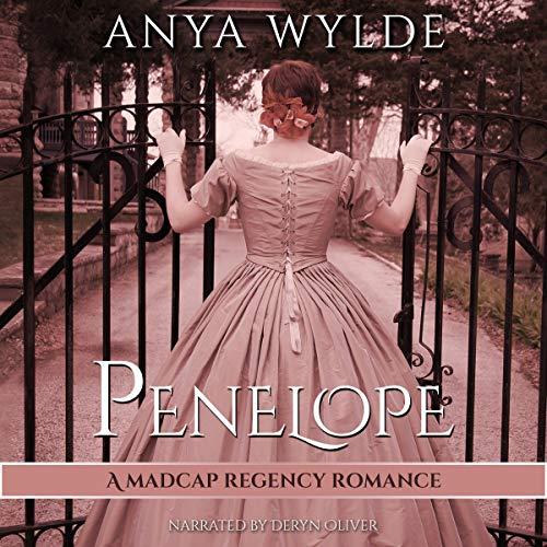 Penelope ( A Madcap Regency Romance ) cover art