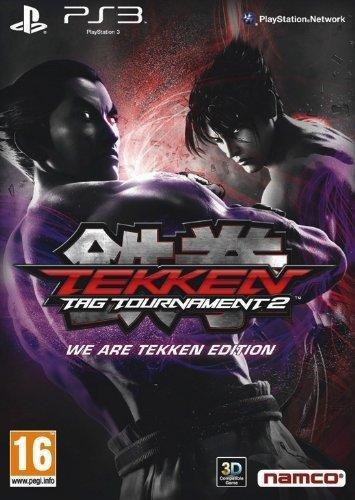 Tekken: Tag Tournament 2 - Edition Collector [Importación Francesa]