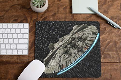 Tappetino per mouse per computer Nave Guerra Stellari