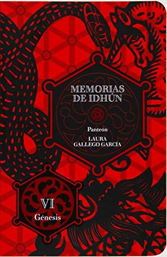 Memorias de Idhún. Panteón. Libro VI: Génesis: Panteon VI/Genesis