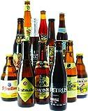 Saveur Bière - Assortiment 12 Bières Belges - Idée Cadeau