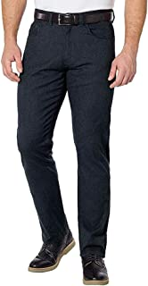 Lifestyle Straight Fit Stretch Jeans