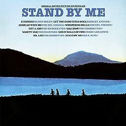 Stand by Me/Vinyle Noir Audiophile 180gr/Pochette PVC Deluxe/avec Buddy Holly/Del Vikings/Silhouettes/Jerry Lee Lewis/Ben E King