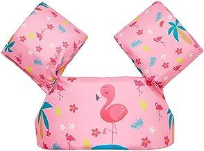 Puoyis Toddler Kids Swim Life Vest, Girls and Boys Swim Vest Swimming Training Life Jacket, Children Swim Vest for Puddle/...