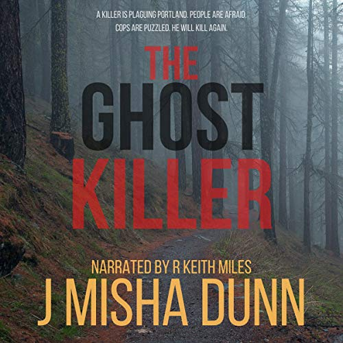 The Ghost Killer audiobook cover art