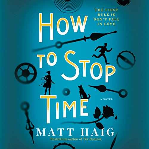 Page de couverture de How to Stop Time