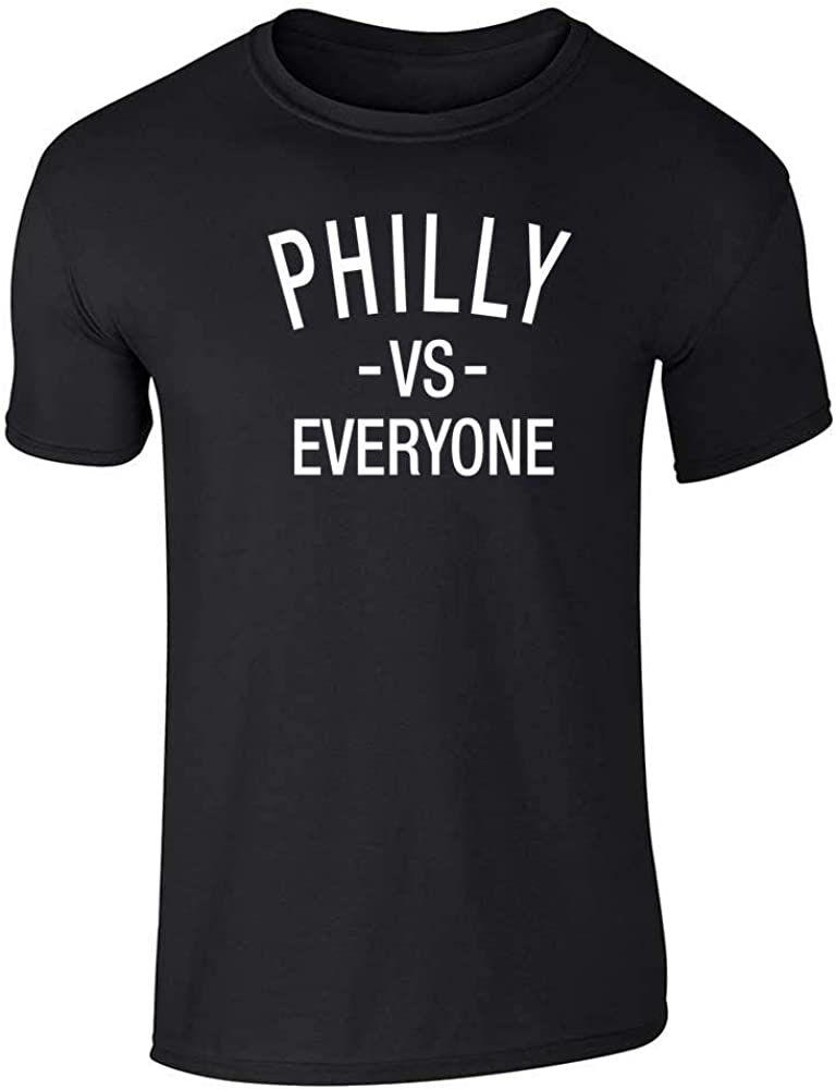 Pop Threads Philadelphia vs Everyone Graphic Sports Sale Tulsa Mall Special Price T Philly Fan