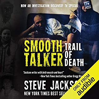 Smooth Talker: Trail of Death audiobook cover art