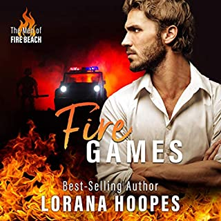 Fire Games: A Christian Suspense and Romance audiobook cover art