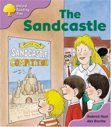 Oxford Reading Tree: Stage 1+: More First Sentences B: the Sandcastleの詳細を見る