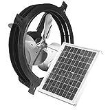 Solar Gable Fans Review and Comparison