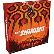The Shining Board Game | Horror Board Game | Cooperative Board Game | Strategy Board Game for Adults and Teens | Ages 17 and up | 3 to 5 Players | Average Playtime 45-60 Minutes | Made by Mixlore