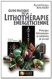 Guide de lithothérapie énergéticienne