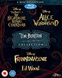 Tim Burton 4 Movie Collection [Blu-ray]