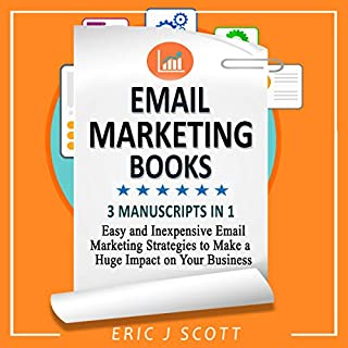 Email Marketing: 3 Manuscripts in 1 cover art
