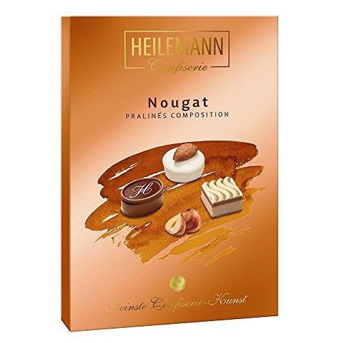 Nougat Praliné Composition 125 g Geschenkpackung Pralinen