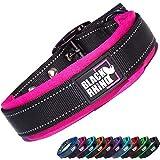 Black Rhino - The Comfort Collar (XLarge, Pink/Black)