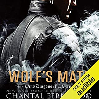 Wolf's Mate cover art