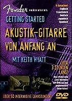 Akustik-Gitarre von Anfang an. DVD-Video . Getting Started