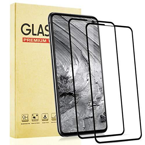 Lixuve 2 Piezas Protector de Pantalla para Samsung Galaxy S10E, [Dureza 9H] [Anti-Huella Digital] [Anti-Arañazos] Cristal Templado para Samsung Galaxy S10E