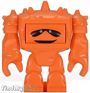 Lego Disney Toy Story Chunk Rock Monster Dual Faces Minifigure