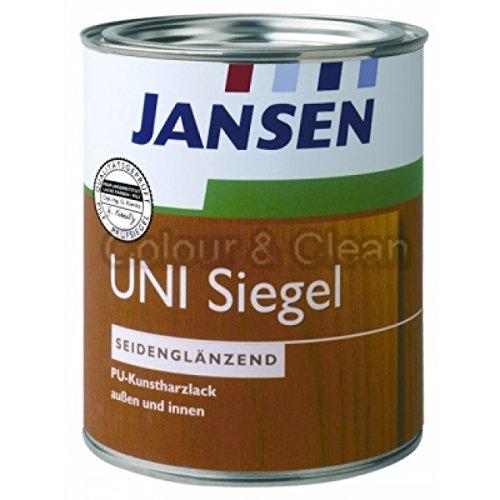 JANSEN Uni Siegel farblos 375ml hochglänzend
