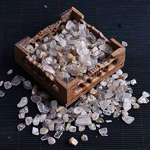 Natural Cristal, cristal de cuarzo natural de Rose mini blanco de la roca mineral de muestras, joyería mineral de cuarzo curación curación de cristal for la decoración del hogar artesanía del
