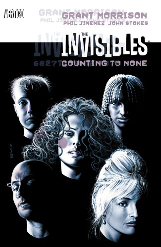 The Invisibles Vol. 5: Counting To None (English Edition)