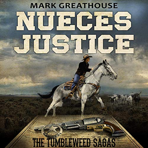 Nueces Justice audiobook cover art