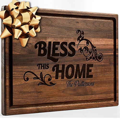 5107exc2DpL._SL500_ Monogram Personalized Engraved Cutting Board
