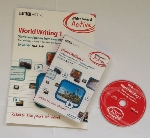 World Writing (ages 7-9) Whiteboard Active CD for Pack (BBC Active Whiteboard Active)