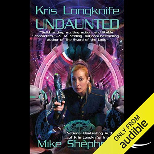 Undaunted Audiobook By Mike Shepherd cover art