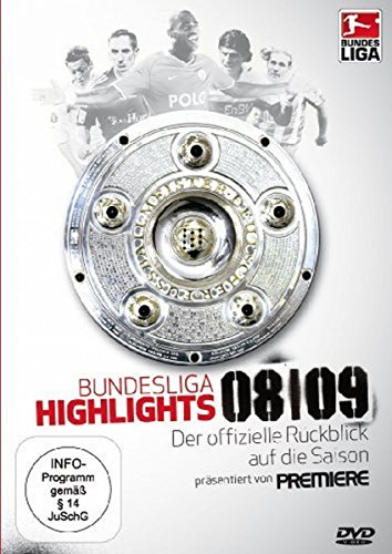 Bundesliga Highlights 08/09 - Der offizielle Rückblick auf die Saison