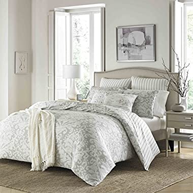 Stone Cottage Camden Comforter Set, Full/Queen, Gray