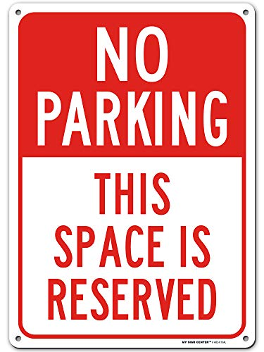 16 best reserved no parking sign for 2021