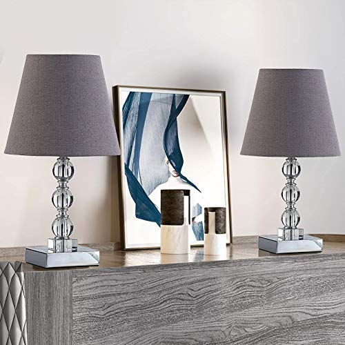 lámpara sobre mesa dormitorios de la marca Dungoo